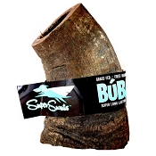 Super Snouts Buba Grass-Fed Water Buffalo Horn Dog Chew, Jumbo