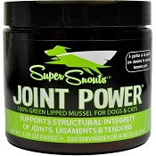 Super Snouts Joint Powder 100% Green Lipped Mussel for Dogs, 150 Grams