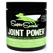 Super Snouts Joint Powder 100% Green Lipped Mussel for Dogs, 75 Grams