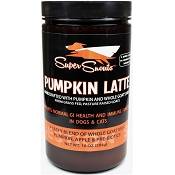 Super Snouts Pumpkin Latte GI Health Digestive Supplement for Dogs, 10-oz