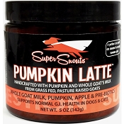 Super Snouts Pumpkin Latte GI Health Digestive Supplement for Dogs, 5-oz