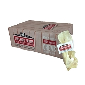Superior Farms Nik Knacks Venison Ears Dog Chews, 25 Count