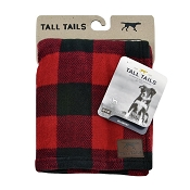 Tall Tails Hunters Plaid Premium Dog Blanket, 30