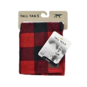 Tall Tails Hunters Plaid Premium Dog Blanket, 20