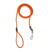 Tall Tails Orange Dog Leash, For Dogs Over 50 lbs