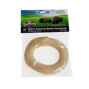 Tasman's Premium Buffalo Ring Rawhide Dog Chew
