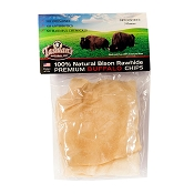 Tasman's Premium Buffalo Chips Rawhide Dog Chews, 3-oz Bag