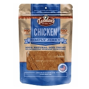 Tasman's Simply Chicken Jerky Dog Treats, Made in the USA, 12-oz Bag