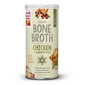 The Honest Kitchen Bone Broth Chicken Bone Broth with Cardamom Dog & Cat Supplement, 5-oz