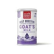 The Honest Kitchen Daily Boosters Instant Goat's Milk with Probiotics for Dogs & Cats, 5.2-oz jar