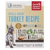 The Honest Kitchen Dehydrated Whole Grain Turkey Recipe (Keen) Dog Food, 10-lb Box