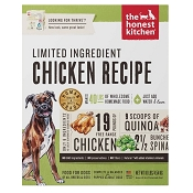 The Honest Kitchen Dehydrated Limited Ingredient Chicken Recipe (Thrive) Dog Food, 10-lb Box