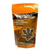 Real Meat Chicken & Venison Jerky for Dogs, 12-oz Bag