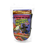Real Meat Mutant Surfers Variety Cookies Dog Treats