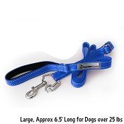 ThunderLeash Dog Leash Large, Blue