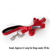 ThunderLeash Dog Leash Small, Red