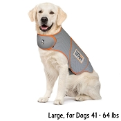 ThunderShirt Sport Anxiety & Calming Solution for Dogs, Large