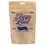 To Doggy with Love Chicken Recipe Wee-Wee Boost Dog Treats