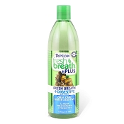 TropiClean Fresh Breath Water Additive + Plus Digestive Support Dog Supplement