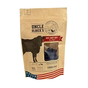 Uncle Ulrick's Beef Jerky Chips Dog Treats, 9-oz