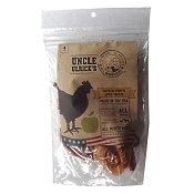Uncle Ulrick's Chicken Jerky & Apple Twists Dog Treats, 4-oz