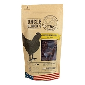 Uncle Ulrick's Chicken Jerky Chips Dog Treats, 9-oz