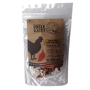 Uncle Ulrick's Chicken Jerky & Sweet Potato Twists Dog Treats, 4-oz