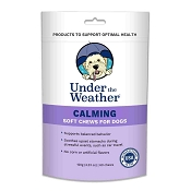 Under the Weather Calming Soft Chews for Dogs, 60-Count