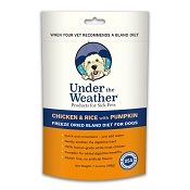 Under The Weather Chicken & Rice with Pumpkin Freeze-Dried Bland Diet for Dogs