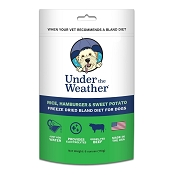 Under The Weather Hamburger, Rice & Sweet Potato Freeze-Dried Bland Diet for Dogs