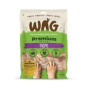 WAG Premium Cuts Beef Tripe Dog Treats, 200-Grams