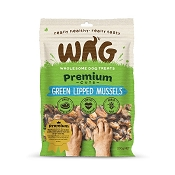 WAG Premium Green Lipped Mussel for Dogs, 50-Grams