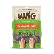 WAG Kangaroo Liver Treats for Dogs, 200-Grams