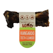 WAG Kangaroo Teeth Cleanser Bone for Dogs