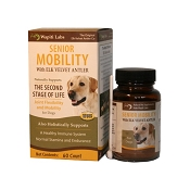 Wapiti Labs Senior Mobility Joint Formula Dog Supplement, 60-Count
