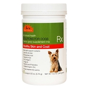 WellyTails Healthy Skin and Coat Dog Supplement