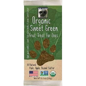 Wet Noses Sweet Green with Kale Organic Fruit Treat for Dogs