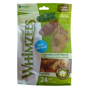 Whimzees Alligator Dental Dog Treats, Small