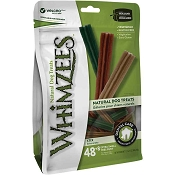 WHIMZEES Stix Dental Dog Treats, Extra Small 56 Count