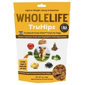 Whole Life TruHips Chicken Formula Freeze-Dried Dog Treats