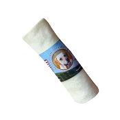 Wholesome Hide USA Rawhide Retriever Roll, 4-5