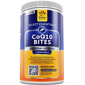 Zesty Paws CoQ10 Bites for Dogs, 90 Count