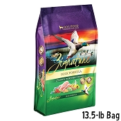 Zignature Duck Limited Ingredient Formula Grain-Free Dry Dog Food, 13.5-lb Bag