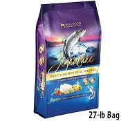 Zignature Trout & Salmon Meal Limited Ingredient Formula Grain-Free Dry Dog Food, 27-lb Bag