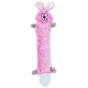 ZippyPaws Jigglers Bunny Plush Dog Toy