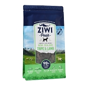 Ziwi Air-Dried Tripe & Lamb Recipe Food For Dogs, 2.2-lb Bag
