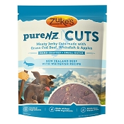 Zuke's PureNZ Cuts New Zealand Beef with Whitefish Recipe Dog Treats