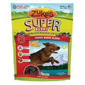 Zuke's Super Yummy Berry Blend Dog Treats, 6-oz bag