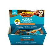 Zuke's Z-Bone Dental Chew with Carrots Dog Treats, Mini, 36-Count