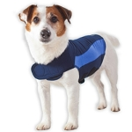 Thundershirt Blue Polo Anxiety Treatment for Dogs